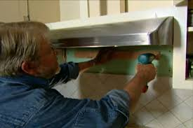 how to remove and install a vent hood u2022 diy projects u0026 videos