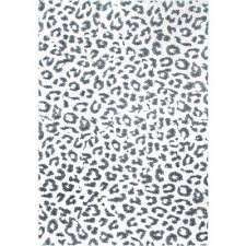 Nuloom Area Rugs Nuloom Animal Print 9 X 12 Area Rugs Rugs The Home Depot