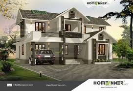 2444 sq ft 4 bedroom traditional house design