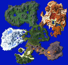 Map Java Lands Of Iuvem Survival Map Maps Mapping And Modding Java