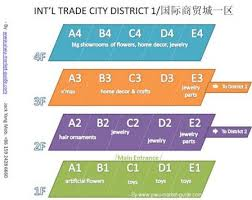 Home Decor Wholesale Market Yiwu Market Map Pdf Version Free Download