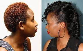 perm rods on medium natural hair avoid holiday hair hassles daily nation