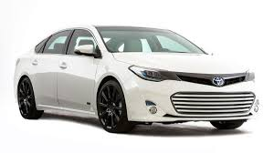toyota avalon modified 2013 toyota avalon pair prepped for sema show autoweek