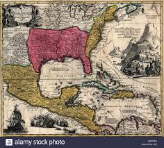 Maps Virginia by Maps Of The Kingdom Of New Spain Or Mexico Florida New England