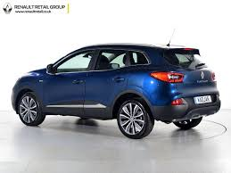new renault kadjar nearly new renault for sale kadjar dci signature blue orpington