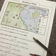 super teacher worksheets has map skills activities social