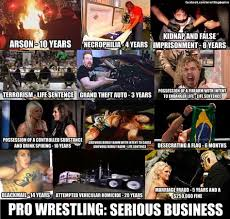 Pro Wrestling Memes - pro wrestling serious business wwe pinterest