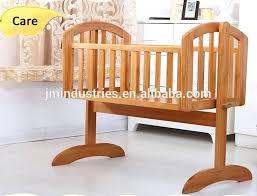 wood baby bassinet u2013 podemosaranjuez info