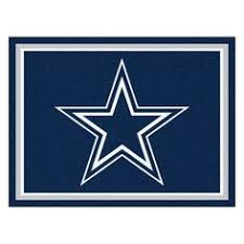 Dallas Cowboys Area Rug The Northwest Company Dallas Cowboys Embroidered Pillow Dallas