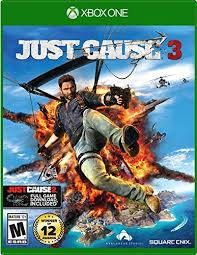 amazon xbox one games black friday amazon com just cause 3 xbox one square enix llc video games