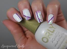 february 2014 nail art society kit review and manicure