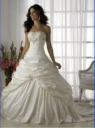 custom made wedding dresses shipping custom made strapless appliques taffeta wedding dresses