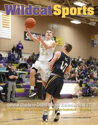 winter sports wildcats winter sports guide 2016 by sound