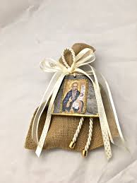 baptism favors baptism favors with handmade stylianos icon