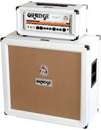 Orange Cabinet 4x12 Orange Introduces Limited Edition U0027 U002709 White Finish