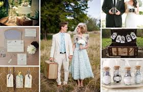 themed weddings vintage themed wedding