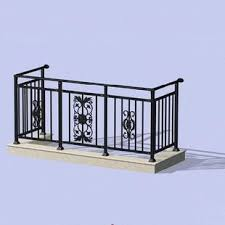 buy summer wrought iron fence iron railings wrought iron guardrail
