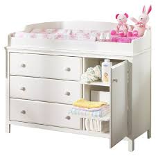 south shore cotton candy changing table with drawers soft gray south shore cotton candy 3 drawer changing table 3250 333