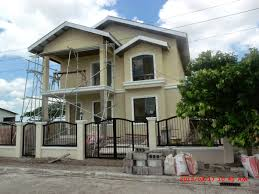 175 Sqm Two Storey House Design With Second Level Terrace Idea