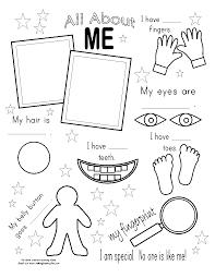 preschool five sense worksheets 1 funnyc koogra