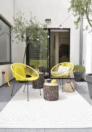 patio con sillas acapulco home sweet home pinterest patios