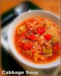 watching what i eat cabbage soup grandma bunni u0027s family favorite