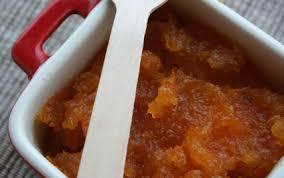 cuisiner des carottes recette confiture de carottes à la fleur d oranger et citron 750g