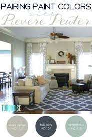 picking the perfect gray paint revere pewter the turquoise home
