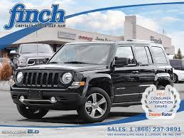 jeep patriot grey finch chrysler dodge jeep ram vehicles for sale in london on n6j2n4