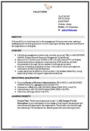 Resume Word Document Resume Format Examples Professional Cover Letter For Resume Of