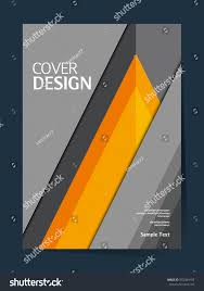 cover report template book cover design vector template a4 stock vector 552384193 book cover design vector template in a4 size annual report abstract brochure design