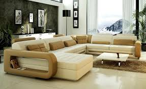Comfortable Leather Couch Sofa Modern Design Sale Top Grain Leather Sofas Corner Couches