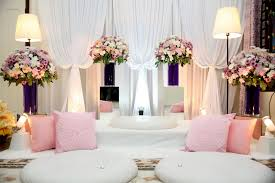 wedding backdrop singapore beautiful dais pelamin and bridal beds wedding planner