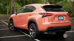 lexus canada autotrader 2017 lexus nx200t 5 reasons to buy autotrader youtube
