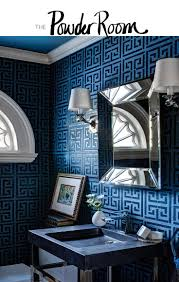 Powder Room Wallpaper by 111 Best Decor Wallpaper Images On Pinterest Fabric Wallpaper
