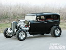 family car ford 1932 ford sedan rod family car rod network