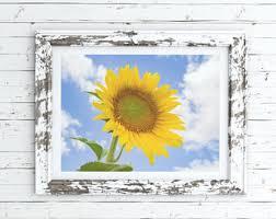 Sunflower Home Decor Sunflower Wall Art Etsy