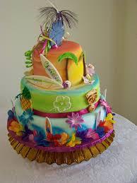 birthday cakes images hawaiian birthday cake excellent design