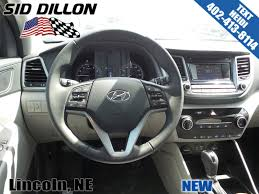 new 2017 hyundai tucson sport suv in lincoln 4h17930 sid dillon
