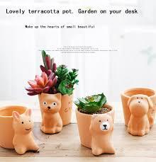 Cheap Small Flower Pots - online get cheap table ceramic flower pot aliexpress com