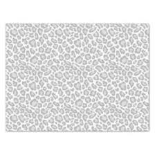 leopard print tissue paper leopard print craft tissue paper zazzle