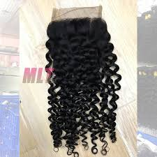 top closure curly top closure 4 4 size 8 20inch available black color