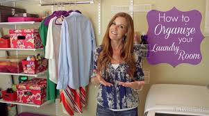 organize your laundry room with style youtube