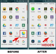 app hider for android how to hide apps from app drawer without root android guide