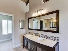 Vanity With Granite Countertop Master Suite With A Stand Alone Vanity With Granite Countertop And