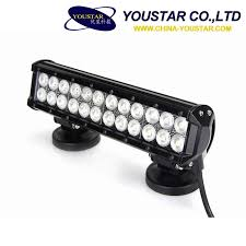 waterproof battery powered led light bar battery operated led