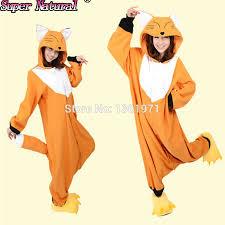 Fox Halloween Costumes Cheap Orange Fox Costume Aliexpress Alibaba Group