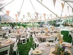 ideas 44 stunning backyard wedding decorations backyard inside