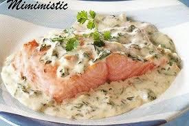 cuisiner oseille recette de saumon à l oseille