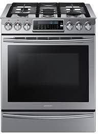 amazon black friday appliances amazon com samsung nx58h9500ws slide in stainless steel gas range